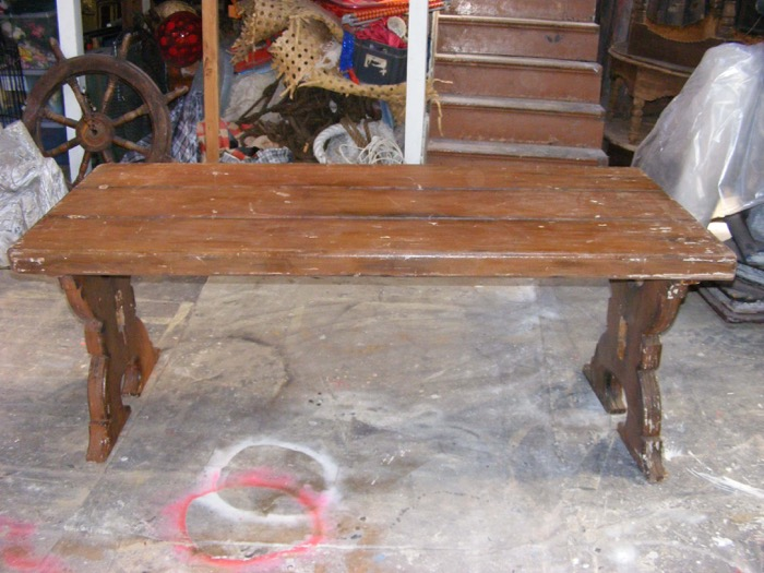 Gothic Table - Prop For Hire