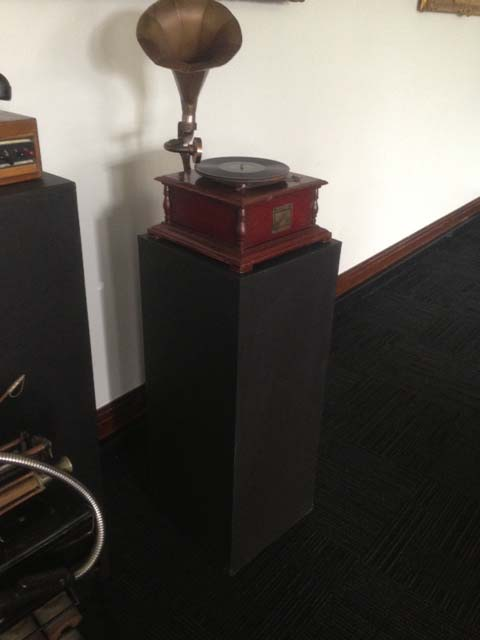 Gramophone 3 - Prop For Hire