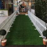 Grass Runner Carpet - Prop For Hire