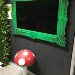 Green Frame - Prop For Hire