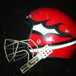 Grid Iron Helmet 1 - Prop For Hire