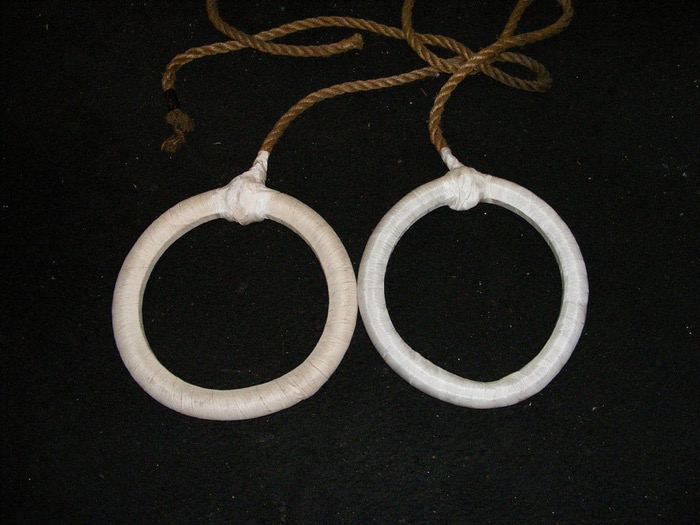 Gymnast Rings - Prop For Hire