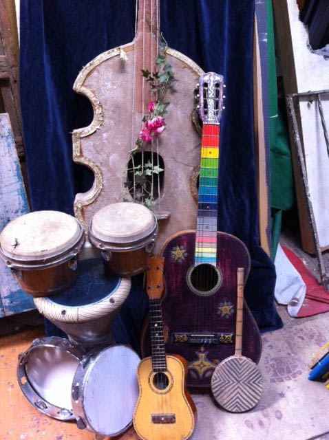 Gypsy Instruments - Prop For Hire