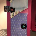 Hairspray Bed - Prop For Hire