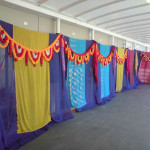 Hanging Silks - Prop For Hire