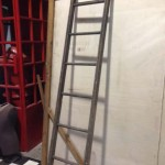 Hardwood Ladder - Prop For Hire