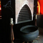 Potter Cauldron Scene - Prop For Hire