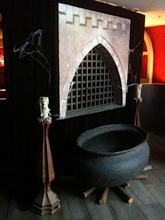 Potter Cauldron Scene - Prop For Hire