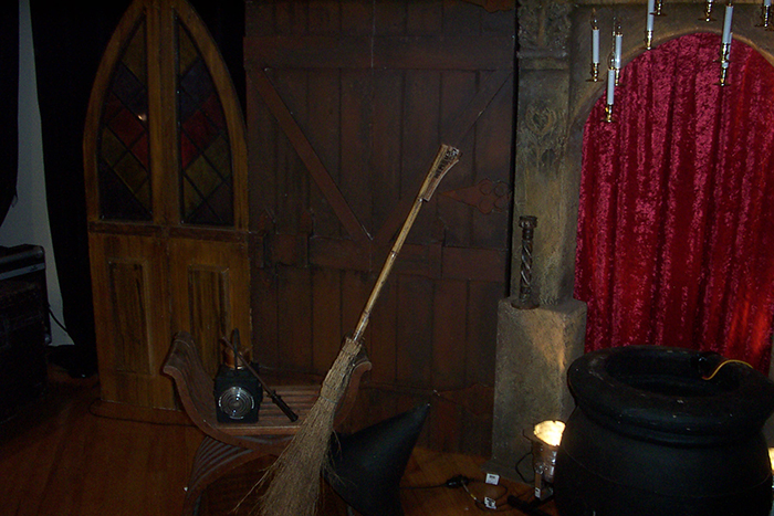 Harry Potter Scene - Prop For Hire