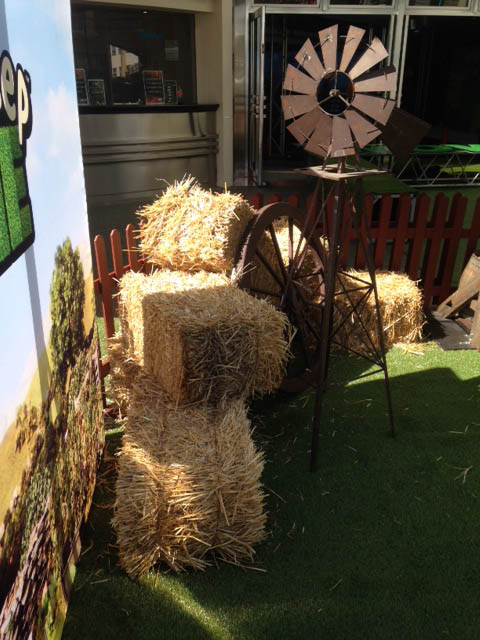 Hay Bales - Prop For Hire