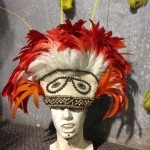 Headdress 1 Front - Prop For Hire