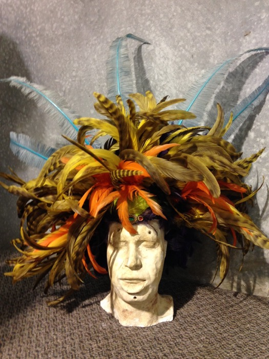 Headdress 2 - Prop For Hire