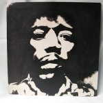 Hendrix Poster - Prop For Hire