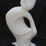 Henry Moore Sculpture 3 - Prop For Hire