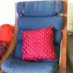 Hipster Armchair - Prop For Hire