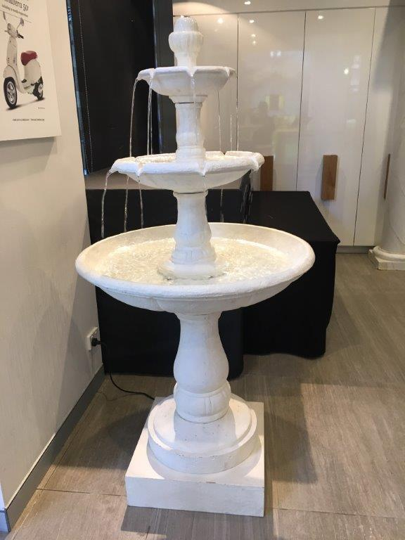 Historical Fountain - Prop For Hire