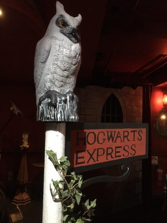 Hogwarts Owl - Prop For Hire