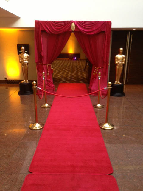 Hollywood Entrance - Prop For Hire