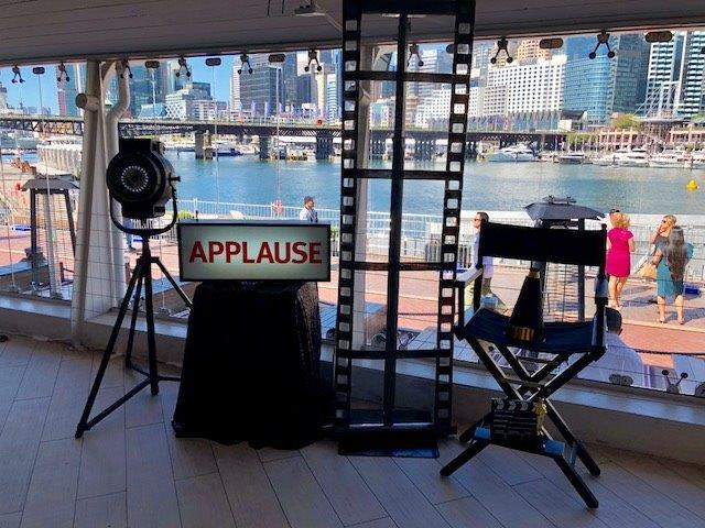 Hollywood Insta Wall - Prop For Hire Sydney