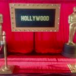 Hollywood Photo Backdrop - Prop For Hire