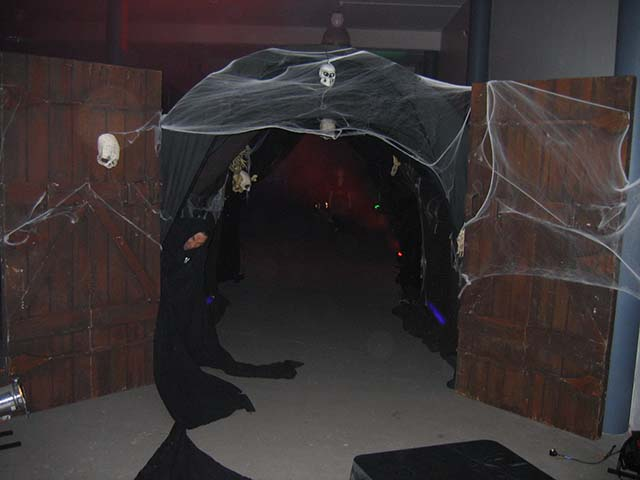 Horror Entrance 2 - Prop For Hire