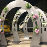 Horseshoe Arches - Prop For Hire