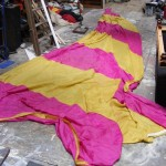 Hot Air Balloon Sails - Prop For Hire