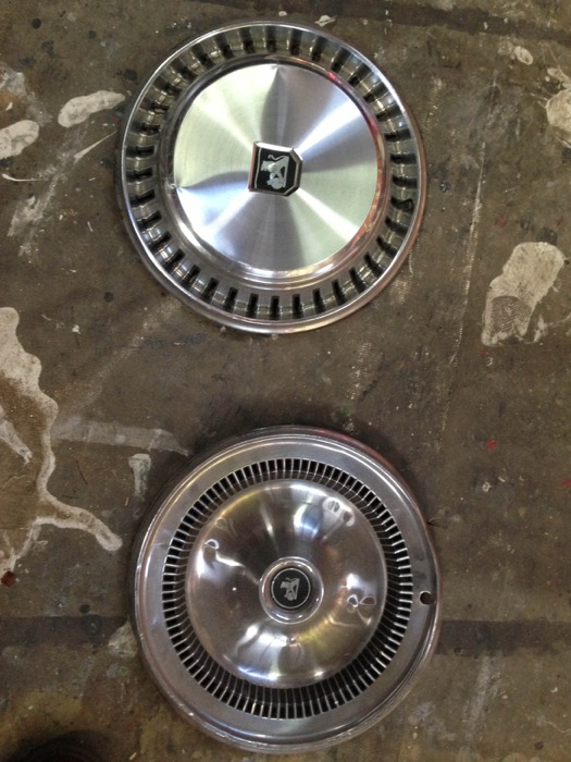 Hubcaps - Prop For Hire