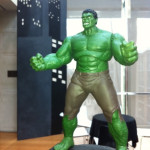 Hulk Statue - Prop For Hire