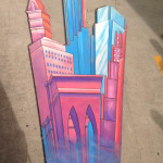 Hyper Real Cityscape 2 - Prop For Hire