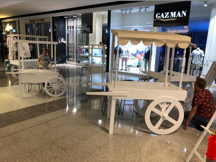 Icecream Carts - Prop For Hire
