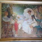 Impressionist Painting 1 - Prop For Hire