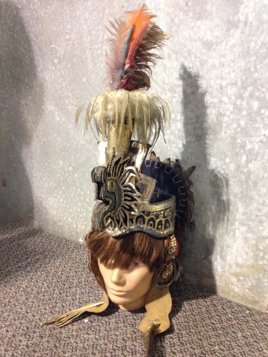 Inca Headdress 1 - Prop For Hire