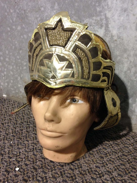 Inca Headdress 2 - Prop For Hire