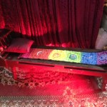 Indonesian Chaise Lounge - Prop For Hire