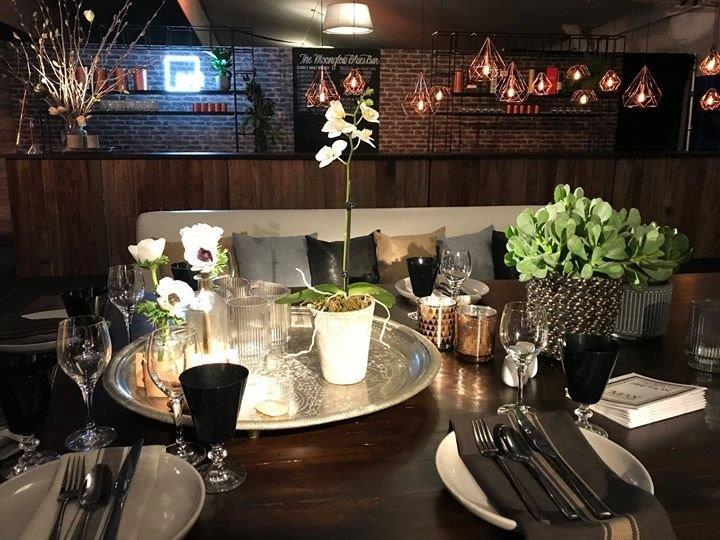 Industrial Dining - Prop For Hire