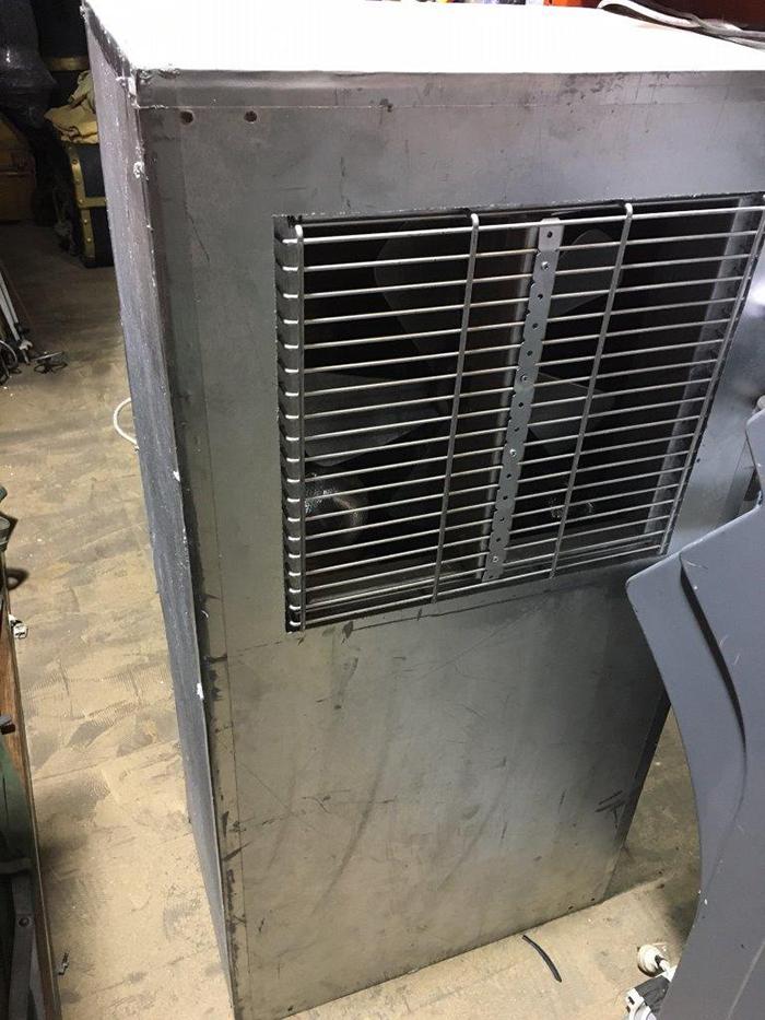 Industrial Fan Box - Prop For Hire