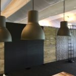 Industrial Hanging Lights - Prop For Hire
