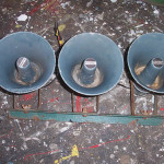 Industrial Loud Speakers - Prop For Hire