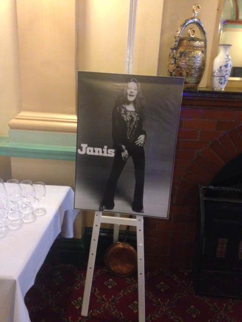 Janice Joplin Poster - Prop For Hire