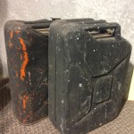 Jerry Cans - Prop For Hire