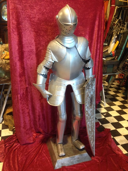 Knight In Armour - Prop For Hire