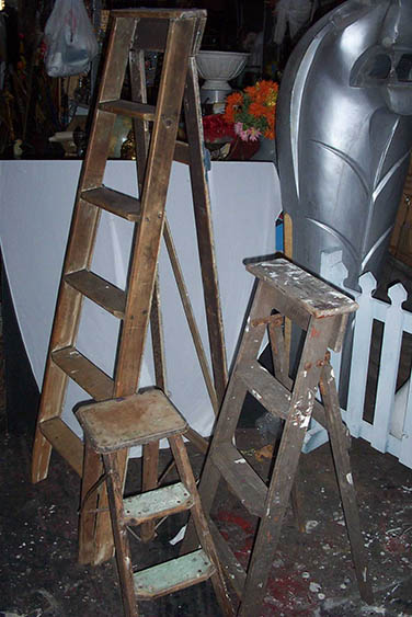 Ladders - Prop For Hire