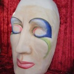 Large 3D Face - Prop For Hire