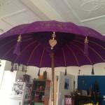 Large Arabian Umbrella - Prop For Hire