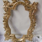 Large Ornate Frames - Prop For Hire
