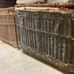 Large Theatrical Skip Basket - Prop For Hire