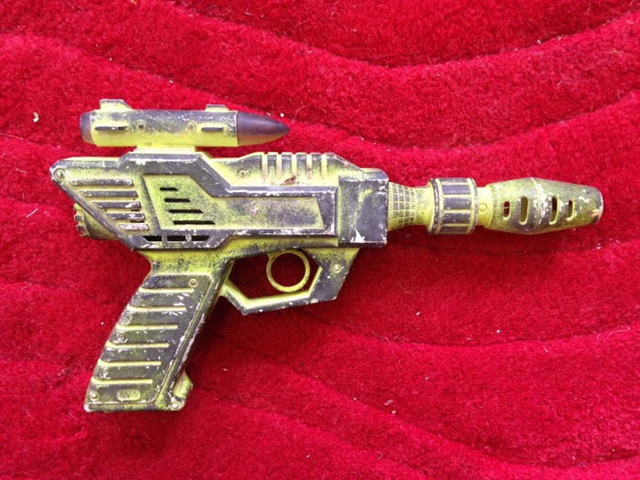 Laser Gun - Prop For Hire