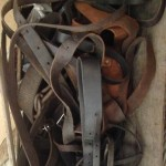 Leather Stirrups 2 - Prop For Hire