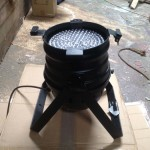 LED Parcan Light - Prop For Hire